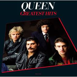 Vinyl Queen - Greatest Hits 1, Virgin, 2016, 2LP, 180g, Remaster
