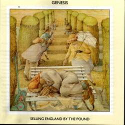 Vinyl Genesis - Selling England by the Pound, Virgin, 2018, 180g, HQ, Download