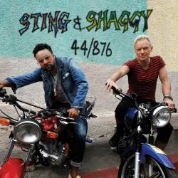 Vinyl Sting & Shaggy - 44/876, A&M, 2018, 180g