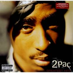Vinyl Two Pac - Greatest Hits, Interscope, 2018, 4LP