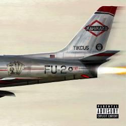 Vinyl Eminem - Kamikadze, Universal, 2018, Olive Green Coloured Vinyl