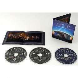 CD/Blu-ray Eagles – Live from the Forum MMXVIII, Rhino, 2020, 2CD + Blu-ray, Digipak