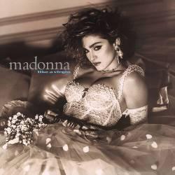Vinyl Madonna - Like a Virgin, Wea, 2019, Limitovaná edícia, Priesvitný vinyl