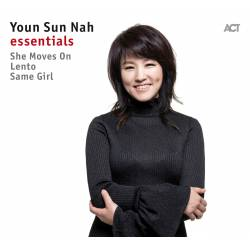 CD Youn Sun Nah - Essentials, Act, 2018, 3CD Box Set, Digipak