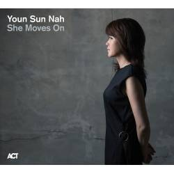 Vinyl Youn Sun Nah - She Moves On, Act, 2017, 180g