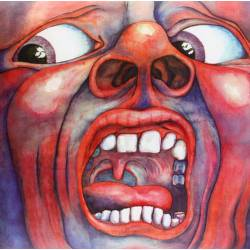 Vinyl King Crimson - In the Court of the Crimson King, Panegyric, 2010, 200g, HQ
