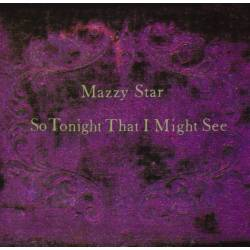 Vinyl Mazzy Star – So Tonight that I Might See, Plain Recordings, 1990, USA vydanie