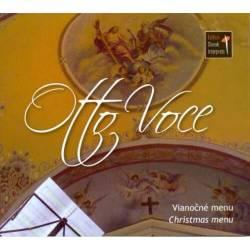 CD/DVD Audio 5 kanál Otto Voce – Vianočné menu