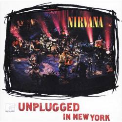 Vinyl Nirvana - MTV Unplugged In New York, Universal, 2001