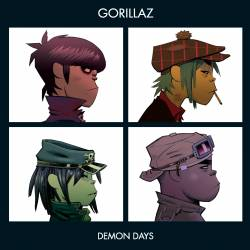 Vinyl Gorillaz - Demon Days, Parlophone, 2018, 2LP