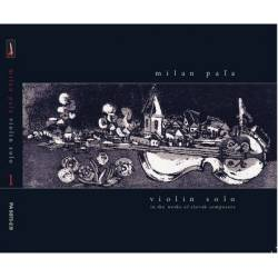 CD/DVD Audio 5 kanál Milan Pala – Violin Solo 1, 2CD