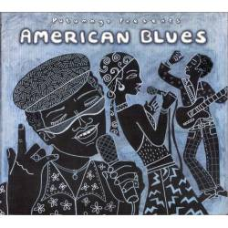 CD American Blues, Putumayo World Music, 2015