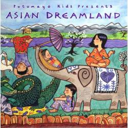 CD Asian Dreamland, Putumayo World Music, 2015