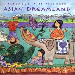 CD Asian Dreamland, Putumayo World Music, 2015