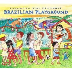 CD Brazilian Playground, Putumayo World Music, 2017