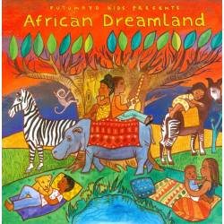 CD African Dreamland, Putumayo World Music, 2015