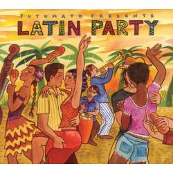 CD Latin Party, Putumayo World Music, 2015