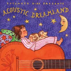 CD Acoustic Dreamland, Putumayo World Music, 2015