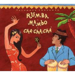 CD Rumba Mambo Y Cha Cha Cha, Putumayo World Music, 2015