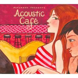 CD Acoustic Cafe, Putumayo World Music, 2015