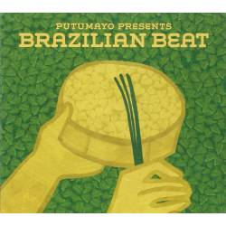 CD Brazilian Beat, Putumayo World Music, 2016