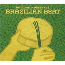 CD Brazilian Beat, Putumayo World Music, 2016
