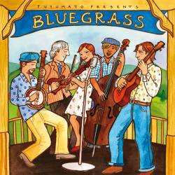 CD Bluegrass, Putumayo World Music, 2015