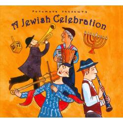CD Jewish Celebration, Putumayo World Music, 2015