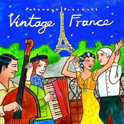 CD Vintage France, Putumayo World Music, 2015