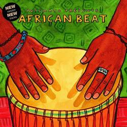 CD African Beat, Putumayo World Music, 2015, 3 bonusové skladby