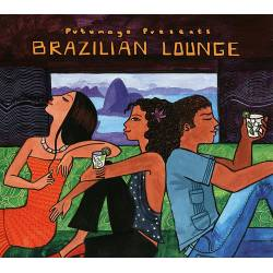 CD Brazilian Lounge - New Tracks, Putumayo World Music, 2015