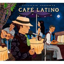 CD Cafe Latino, Putumayo World Music, 2015