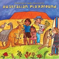 CD Australian Playground, Putumayo World Music, 2015