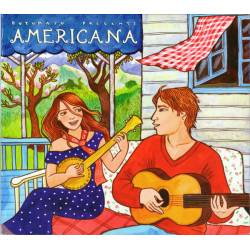 CD Americana, Putumayo World Music, 2015