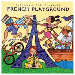 CD French Playground, Putumayo World Music, 2016