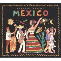 CD Mexico, Putumayo World Music, 2016