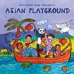 CD Indian Playground, Putumayo World Music, 2017