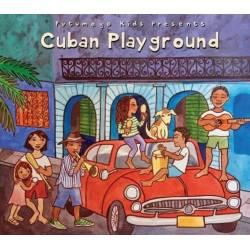 CD Cuban Playground, Putumayo World Music, 2017