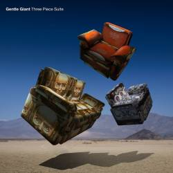 Vinyl Gentle Giant - Three Piece Suite, Soulfood, 2017, 2LP, 180g