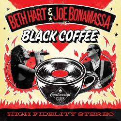 Vinyl Beth Hart & Joe Bonamass - Black Coffee, Provogue, 2018, 180g, HQ