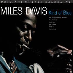 Vinyl Miles Davis - Kind of Blue, MoFi, 2019, 2LP, 180g, 45RPM, Číslovaná edícia, USA vydanie