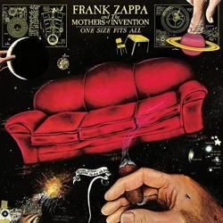 Vinyl Frank Zappa - One Size Fits All, Universal, 2015