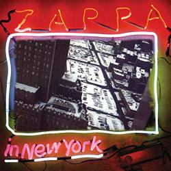 Vinyl Frank Zappa - Zappa In New York, Universal, 2019, 3LP, 40th Anniversary Edition