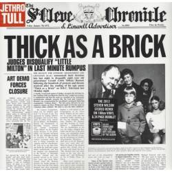 Vinyl Jethro Tull – Thick as a Brick, Pig, 2015