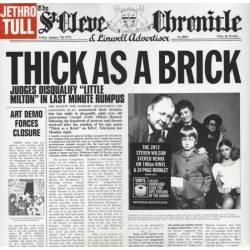 Vinyl Jethro Tull – Thick as a Brick, Pig, 2015