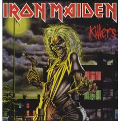 Vinyl Iron Maiden - Killers, Pig, 2014