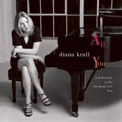 Vinyl Diana Krall - All for You, Org, 2015, 2LP, 180g, 45RPM, Číslovaná limitovaná edícia
