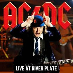 Vinyl AC/DC – Live at River Plate, Columbia, 2012, 3LP, Červený vinyl