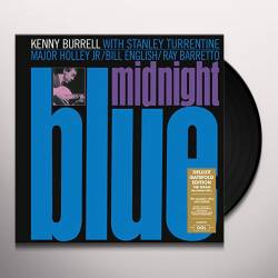 Vinyl Kenny Burrel - Midnight Blue, Dol, 2019, 180g