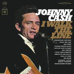 Vinyl Johnny Cash - I Walk the Line, Columbia Nashville Legacy, 2017
